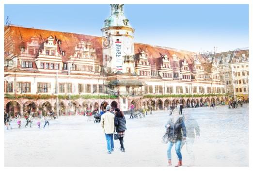 Leipzig City 4 Rathaus
