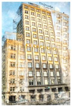 Leipzig City 5 Europahaus