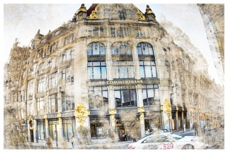 Leipzig City 7 Commerzbank