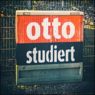 Otto von Guericke hat auch studiert.