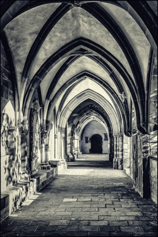 Kreuzgang DOM Magdeburg