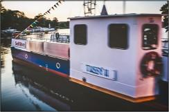 Tussy II - Fähre in Caputh