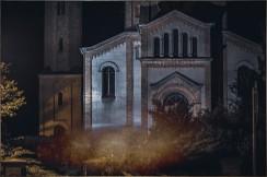 Die ev. Kirche in Caputh