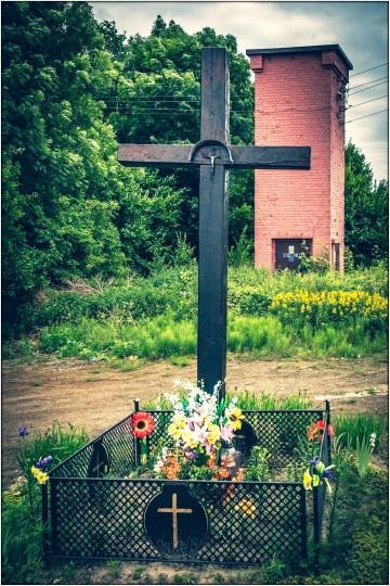 Das Kreuz Mega - INRI klein.