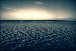 Süßwassersee...direkt hinter der Küste