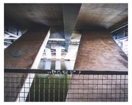 Brückenstatik über die Fulda 2