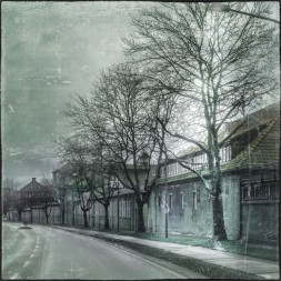 Hermann C.Starck - Anfahrt aus Goslar nach Oker