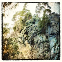 Okertal - Harzer Felsen