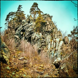 Okertal - Harzer Felsen 2