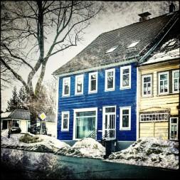 Haus in Zellerfeld