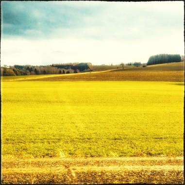 Nach Osterode vor Katlenburg