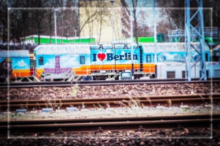 Berlin - eine Liebeserklärung forever