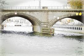 Berliner Brücke - eine von 916 Stück