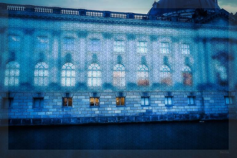 Das Bode Museeum - Museumsinsel