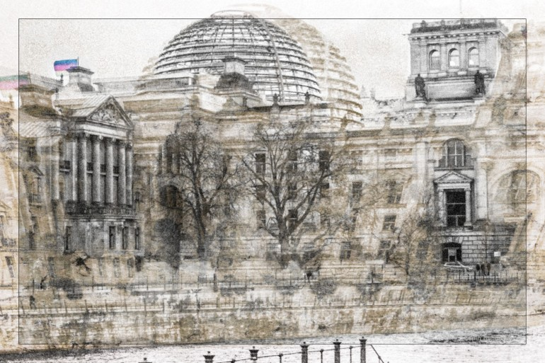 Der Reichstag - Bundestag!