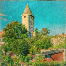 Dinkelsbühl - Salvartenturm