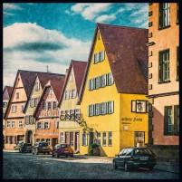 Dinkelsbühl Innenstadt