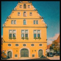 Dinkelsbühl - Haus in der Innenstadt