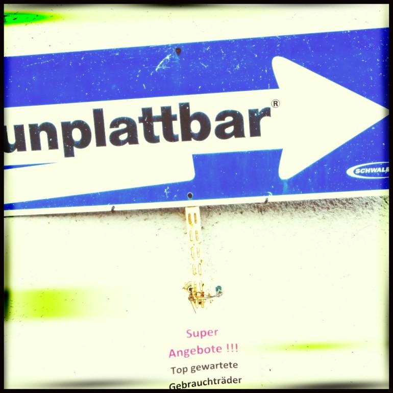 Unplattbar - Lufttankstelle Stellplatz Dorfkrug am Bodensee