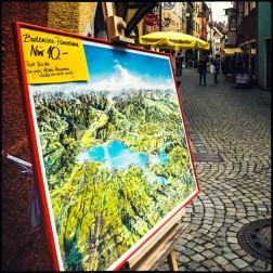 Touristen-Nippes