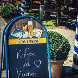 Dorfkrug - Kaffee und Kuchen...