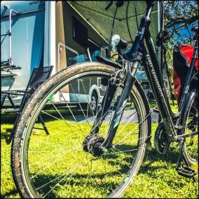 Dorfkrug - Ausgangspunkt für viele Radtouren...