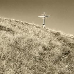 Das Gipfelkreuz.....