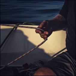 Der Skipper....
