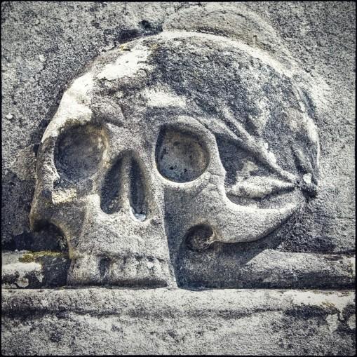 Friedhofsfigur bei Unteruhldingen