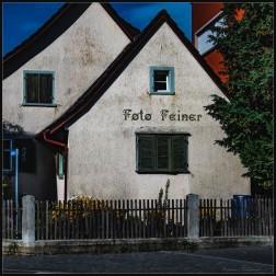 """""""Vergessenes"""" Foto - Geschäft in Langenargen am Bodensee."""