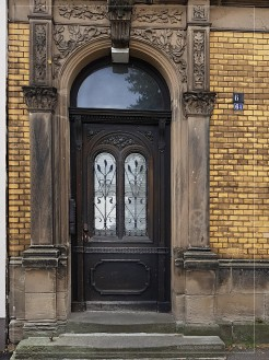 Tür; Sommerweg - Unterneustadt