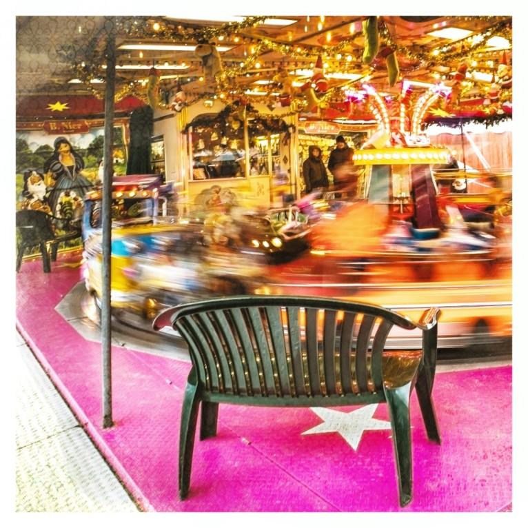 Weihnachtsmarkt 2017 / Kinderkarussel