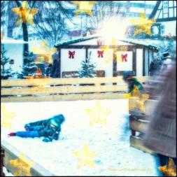 Weihnachtsmarkt 2017 / Schlittschuhbahn