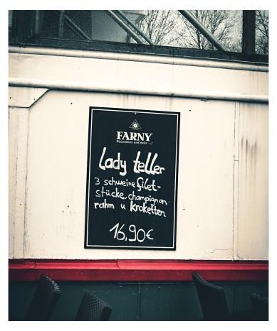 Ladyteller...