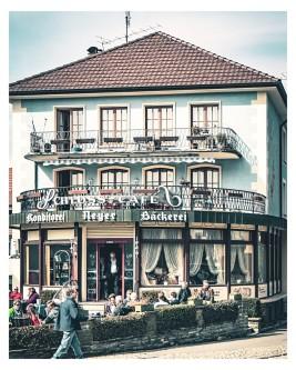 Das schicke Schloß-Cafe
