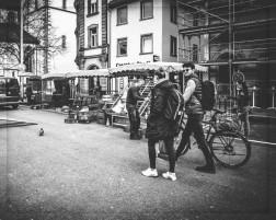 Wochenmarkt in Konstanz