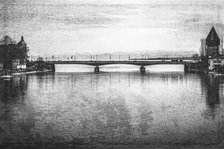 Konstanz - Rheinbrücke