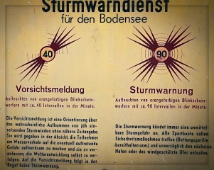 Sturmwarndienst...