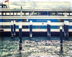 Autofähre von Meersburg nach Konstanz,,,,