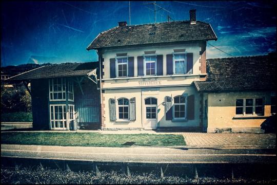 Bahnhof Sipplingen
