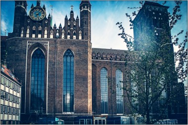 Kirche in Danzig