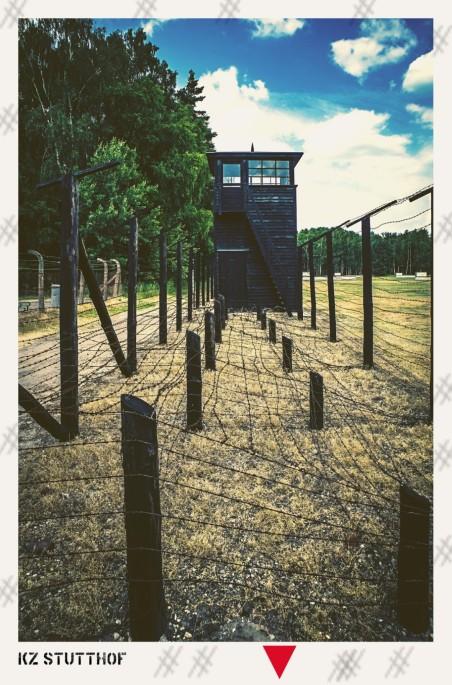 KZ Stutthof - Wachturm