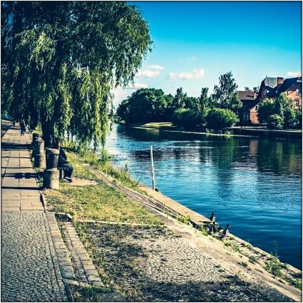 Kanal in Elblag