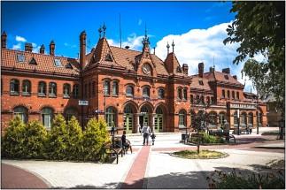 Bahnhof Marienburg