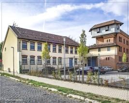Kassel; Pulvermühlenweg / ehemalige JVA III