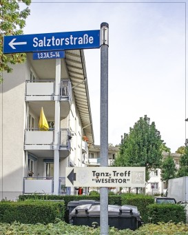 Kassel; Salztorstr.