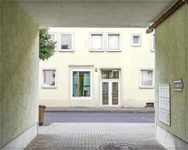 Kassel; Waisenhausstr. - Einblick