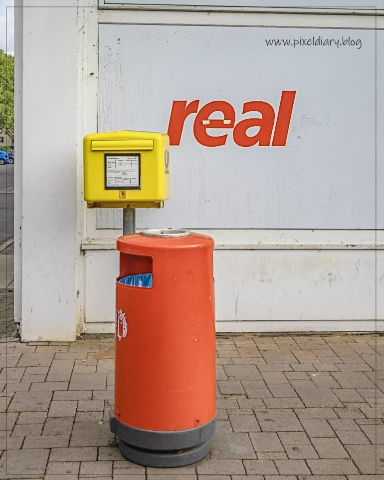Real-Kauf; Fasanenkrug