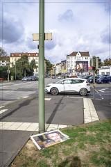 Herr Lindner am Boden; Ysenburgstr.