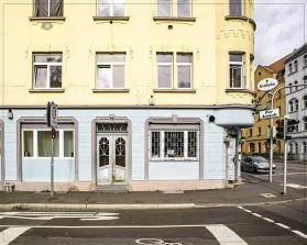 ZUR ANSTALT; Ysenburgstr./Gartenstr.
